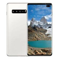 S10+ White Dual SIM mobile phone 6.5in Android 9.1 6GBRAM 128GB ROM Unlocked UK