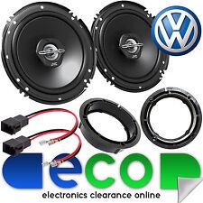 """VW Passat B5 1996-2004 JVC 16cm 6"""" Inch 600 Watts 2 Way Front Door Car Speakers"""