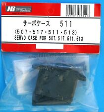 JR Propo Graupner Custodia Servo Case For 507, 517, 511, 513 modellismo