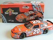 MOTOR SPORTS AUTHENTIC # 20 TONY STEWART.1:24 SCALE SIX FLAGS 2006 MONTE SS