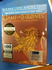 Game Of Thrones: Season 2 US BEST BUY Exclusive Lannister Packaging Blu-ray New