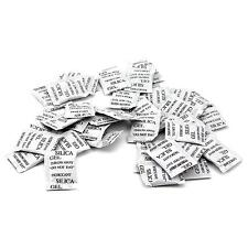 50Packs/Lot Dry Bags Silica Gel Desiccant 1g/Bag Absorb Moistureproof Keep Dry
