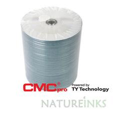 100 Genuine Taiyo Yuden CMC PRO PRINTABLE Blank DVD-R 16x Speed 120min discs