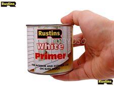 Rustins Profesional Comercio Calidad Hardware primer Blanco 250ml