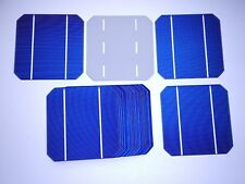 40 MONO-crystalline  solar cells 2BB 17.15 % EFF, GREAT THICK CELLS, ( #181)