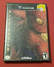 Spider-Man 2 (Nintendo GameCube, 2004) - Used - Game and Case