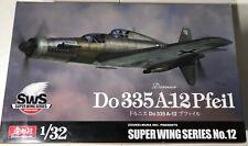 Zoukei-Mura Dornier Do 335 A-12 Pfeil 1/32 NIB Model Kit 'Sullys Hobbies'