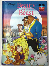Walt Disneys Beauty And The Beast Hardcover Childrens Book