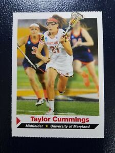 Taylor Cummings Maryland Lacrosse Sports Illustrated for Kids SI For Kids