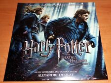 HARRY POTTER & THE DEATHLY HOLLOWS  - PART 1 - MOTION PICTURE SOUNDTRACK - 2xLP