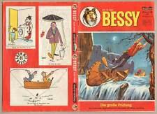 cgb BESSY Nr. 35 * Die große Prüfung * 1. Auflage *Bastei* Z 2/2-3