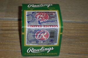 Sealed Joe DiMaggio Official Major League Rawlings AL Baseball - September 1998