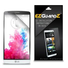 1X Ezguardz Lcd Screen Protector Cover Shield Hd 1X For Lg G3 A (Ultra Clear)