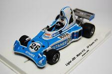 PSK-Fly. Slot Car 1/32. Ligier JS5 #26 Laffite. F1 1976. Resin Slot Car