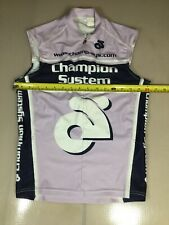 Champion System Womens Size Medium M Tri Triathlon Top (6930-18)
