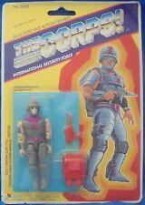"""1990 The Corps Cybor Trooper Moc Mip Lanard Toys 3.75"""" Action Figure Vintage Vtg"""