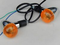 2 OF 24V Turn Signal Light with 2 Wires for Electric Scooters, E-Bikes
