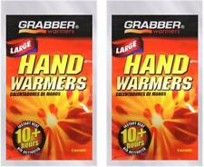69 X Grabber Hand Warmers Large Pair Dated 1/21 Up to 10 Hours Bulk Lot
