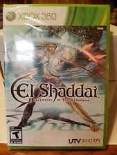 El Shaddai: Ascension of the Metatron Microsoft Xbox 360 BRAND NEW FACTORY SEAL!