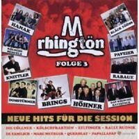 DE IMIS/QUERBEAT/RABAUE/BRINGS/+ - RHINGTÖN FOLGE 3   CD SCHLAGER POP NEU