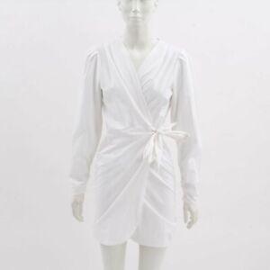 Sir The Label 'Blair' Wrap Dress Size 0 | AU 8