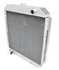 1968-1977 Ford F-150 Pickup Truck Champion 4 Row Aluminum Radiator, MC480