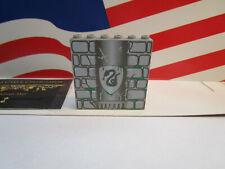 Lego HARRY POTTER (1) SLYTHERIN SNAKE PANEL SET 4735 SLYTHERIN HOUSE