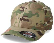 Official Flexfit Crye Multicam Cap - MTP - Military Baseball Cap - All Sizes