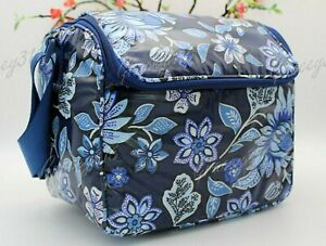 Vera Bradley Stay Cooler Insulated Lunch Tote Tropic Tapestry