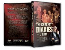 The Crockett Diaries - JJ Dillon DVD, NWA WCW Wrestling WWE WWF Four Horsemen 4
