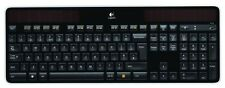 Logitech K750 RF Wireless QWERTZ German Black Keyboard 920-002916