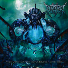 DECIMATED HUMANS - CD - Dismantling The Decomposed Entities