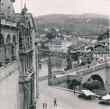 PORTUGAL c. 1950 - Maison Pont Église Marchands Amarante - Div 11764