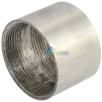 "New 2"" Female x 2"" Female 304 Stainless Steel threaded Pipe Fitting NPT"