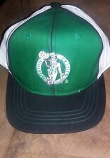 VINTAGE Starter 90S BOSTON CELTICS Official NBA Snapback Hat Cap Youth  Size