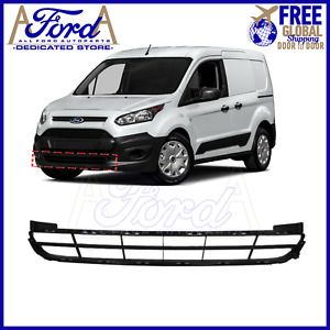 Ford Transit Connect 2014-2018 Front Bumper Lower Grill Black New DT11-17K946