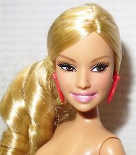 NUDE SKIPPER ~ BLONDE BROWN EYES HSM HIGH SCHOOL MUSICAL SHARPAY DOLL FOR OOAK