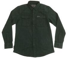 Ropa de hombre en color principal verde 100% algodón talla L
