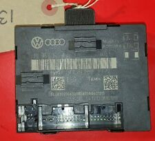AUDI Q7  S LINE 2010 DRIVER SIDE REAR DOOR CONTROL MODULE ECU UNIT