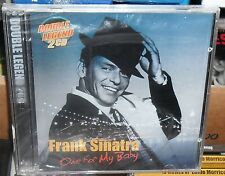 1 BOX DOUBLE LEGEND 2 CD 40 TRACKS-THE BEST OF FRANK SINATRA/ONE FOR MY BABY way