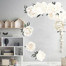 DIY Home Decals Art Accessories Wall Sticker Furniture Decoration Flower Pattern