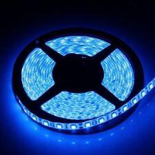 ATOM 5M 5050 SMD 300 LED Blue Light IP65 Waterproof 12V DC + UK Adapter
