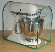 Emerald Green Edged Cover For Kitchenaid and Kenwood kMix Food Mixers