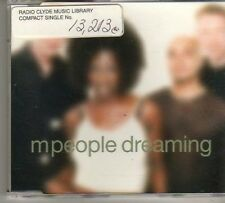 (BN390) M People, Dreaming - 1999 DJ CD