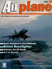 AIRPLANE 18 WW2 RAAF AUSTRALIA BRISTOL BEAUFIGHTER Mk21/FALKLANDS EXOCET ATTACKS