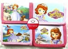 wholesale New 120 pcs sofia the first girl children wallet purses gift bags