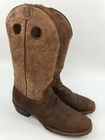 Resistol Ranch by Lucchese M3098 Cowboy Boots Men's Size 10.5 B