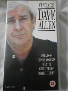Dave Allen - Vintage Dave Allen (VHS)