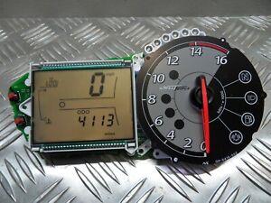 Triumph 675 Street Triple & R Clock / Speedo internals (4113 miles) 2010 to 2013