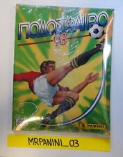 FOOTBALL GRECIA 98 Panini - ALBUM + SET Figurine-stickers SIGILLATO-SEALED